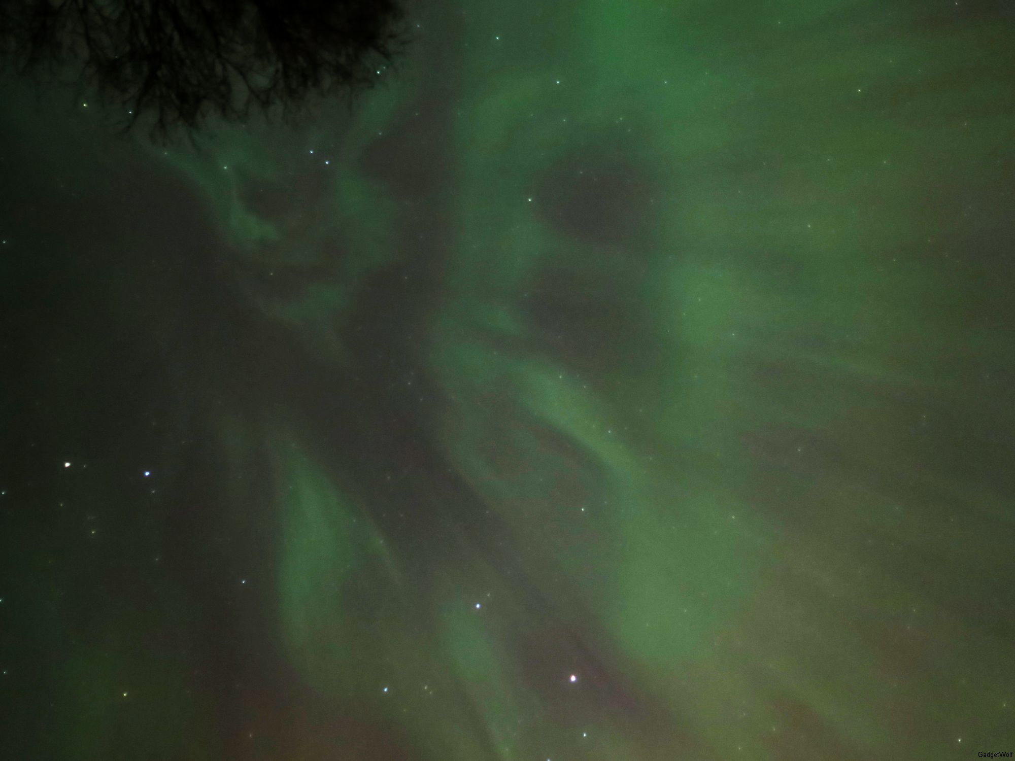 Aurora, northern light